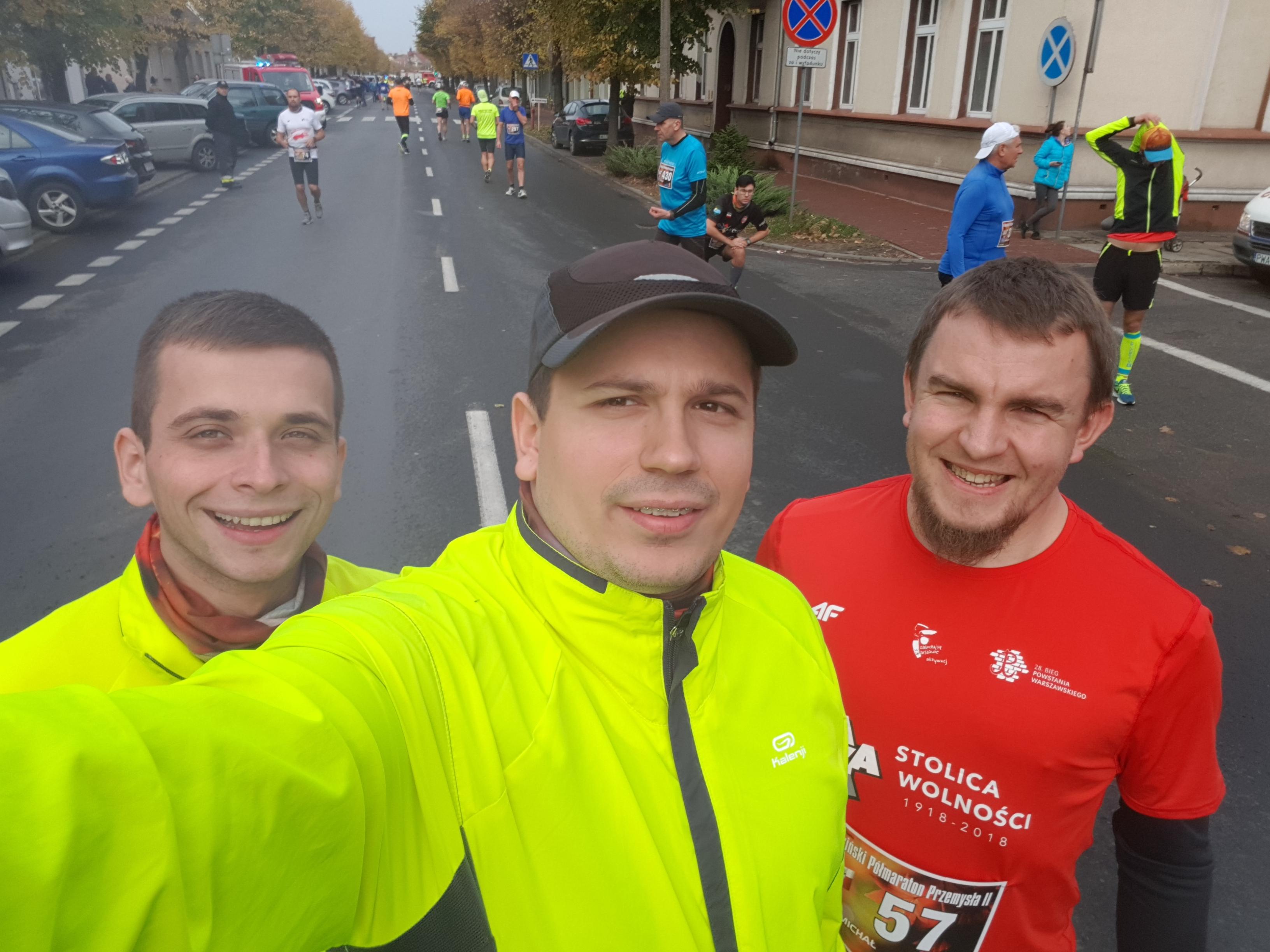 Czwarty Rogoziński Półmaraton Przemysła II